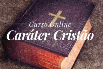 Caráter Cristão