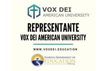 Vox Dei Specialization Courses